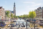 Button to see details and booking options for Private Tour: Amsterdam