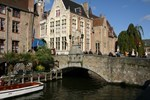 Button to see details and booking options for Ghent and Bruges